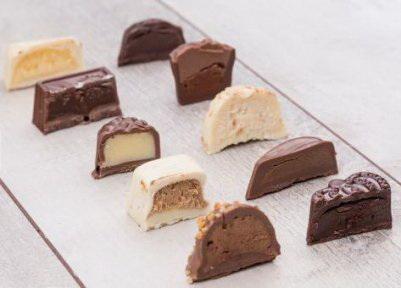 Качественный бельгийский шоколад