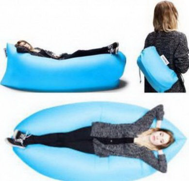 lamzak надувной диван