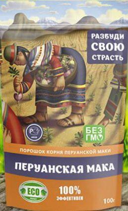 Перуанская мака отзыв