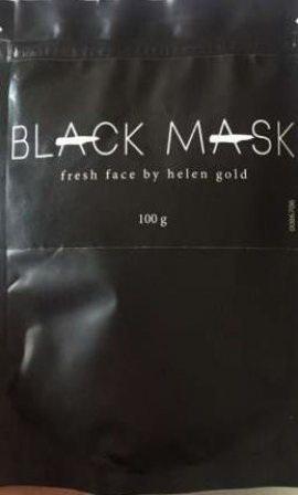 Упаковка Black Mask