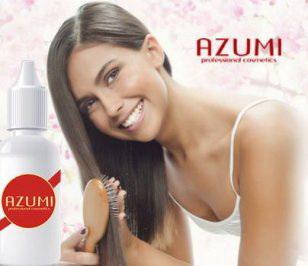Azumi средство для восстановления волос