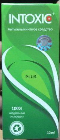 Intoxic Plus коробка