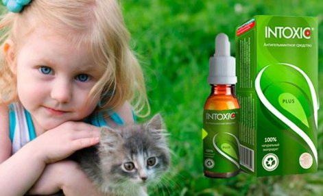 detoxin forte от паразитов цена