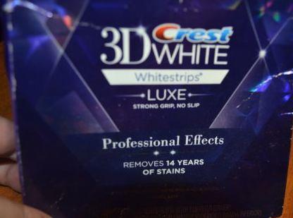 Отбеливающие полоски для зубов Crest-3D-White