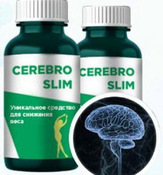 Капли cerebro slim для похудения