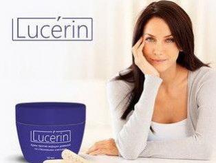 lucerin омолаживающий крем от морщин