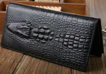 Мужское портмоне wild alligator