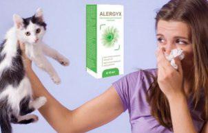 alergyx препарат от аллергии