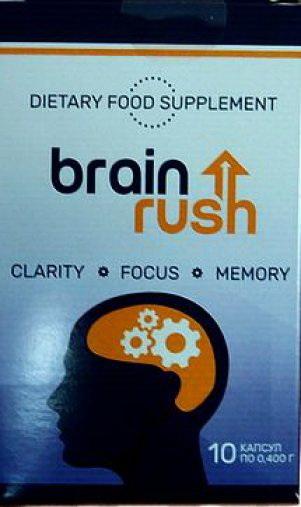 brainrush для улучшения памяти