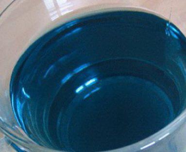Обзор синего чая