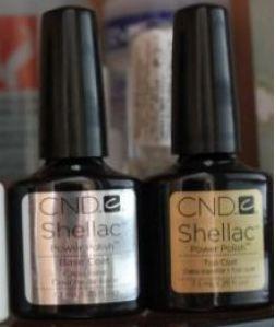 CND Shellac набор гель-лаков