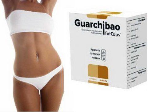 Guarchibao FatCap для похудения
