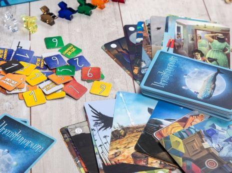 Карточки Имаджинариум