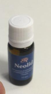 Упаковка Neolid