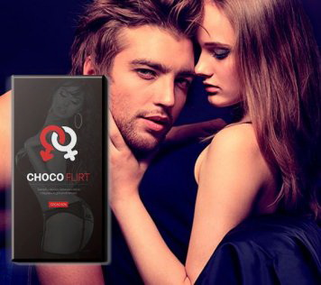Возбуждающий шоколад для женщин ChocoFlirt