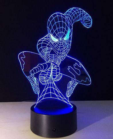 3D светильник обзор