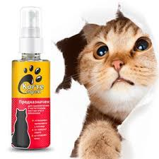 Когтеспрей - уникальный спрей для кошек