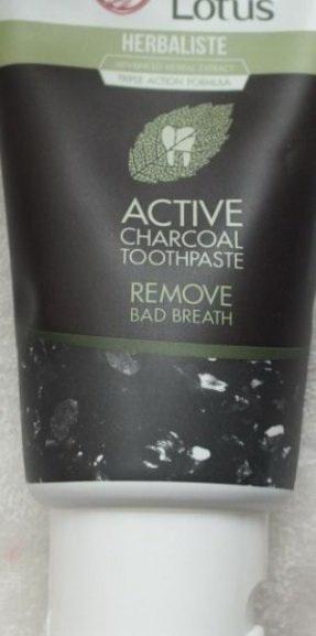 Отбеливающая зубная паста White Lotus