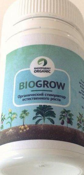 BioGrow активатор роста растений