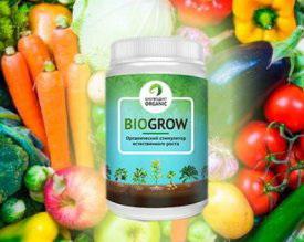 BioGrow удобрение