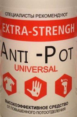 Anti-Pot от потливости