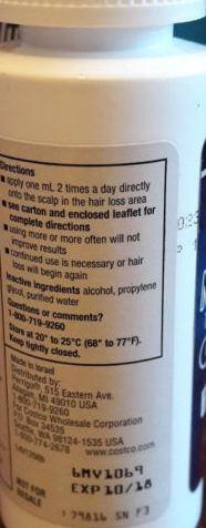 Minoxidil средство для роста волос