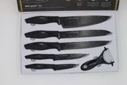 Нетупящиеся ножи black master отзывы