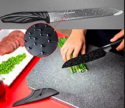 Нетупящиеся ножи
