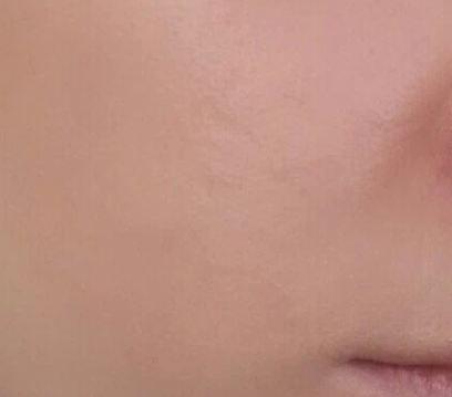 Тональный крем Дермакол на лице