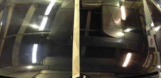 Silane Guard жидкое стекло до и после