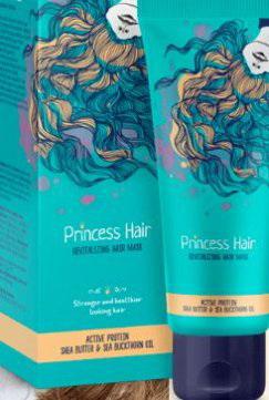 Princess Hair маска для роста волос