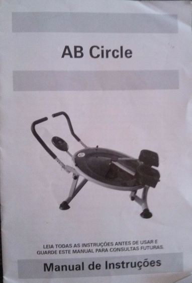 AB Circle Pro тренажер инструкция