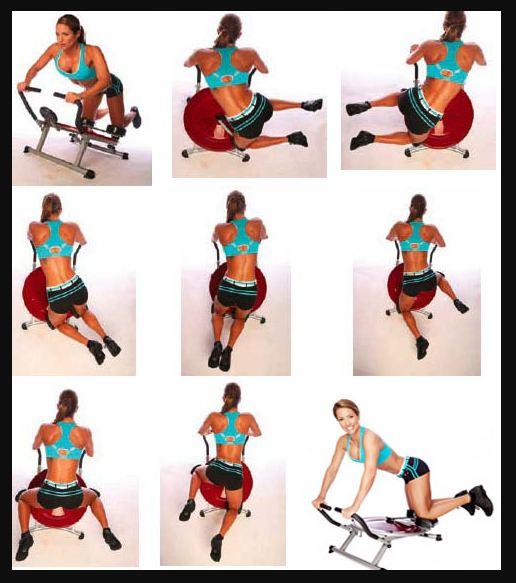 AB Circle Pro упражнения