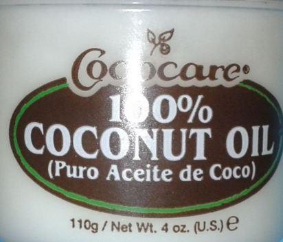 Coconut oil кокосовое масло