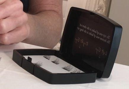 Magnet Lashes упаковка