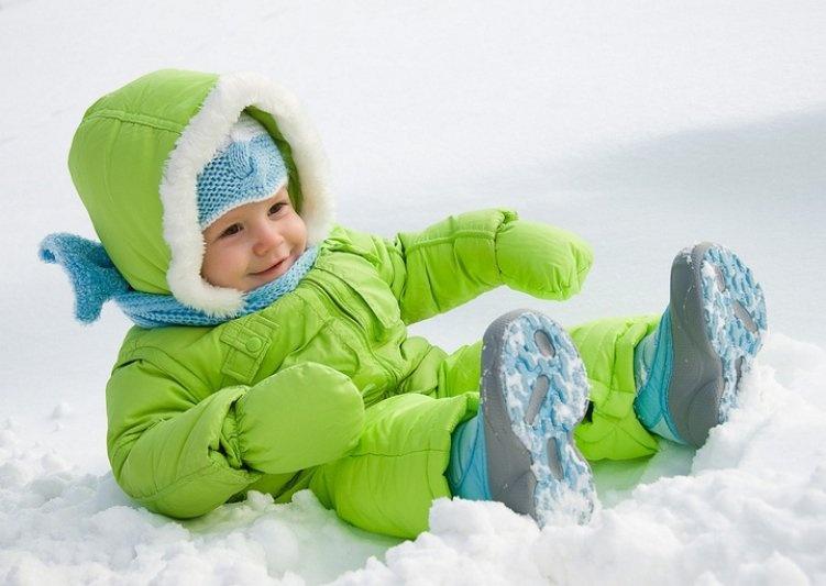 Как определить что ребенок замерз