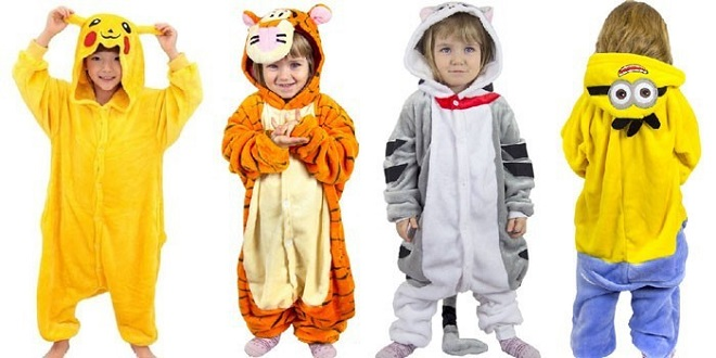 Кигуруми пижама для детей