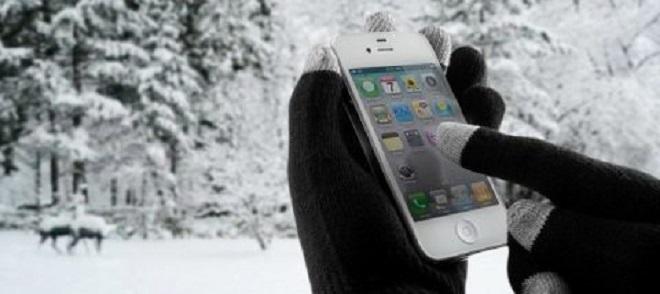 сенсорные перчатки iglove для экрана телефона