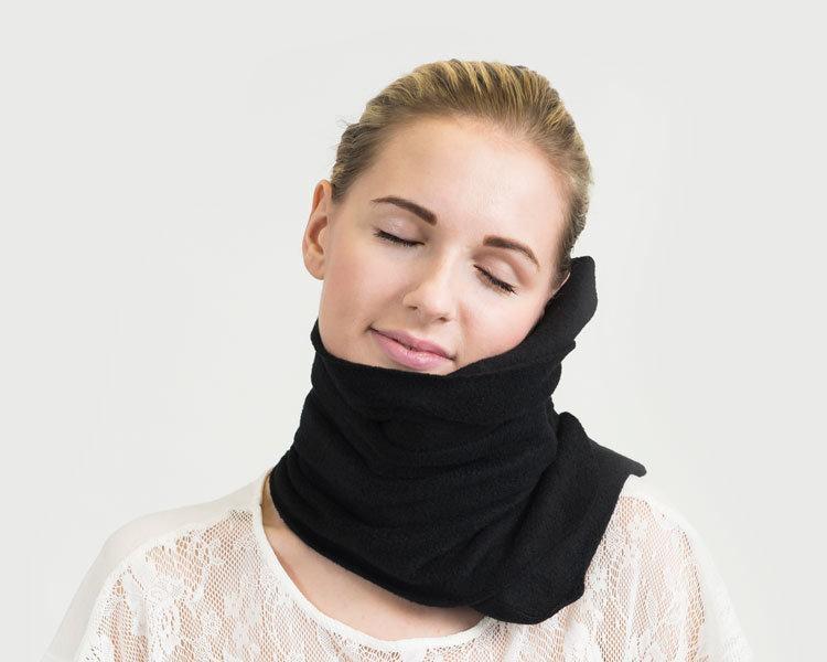 шарф-подушка TRAVEL PILLOW